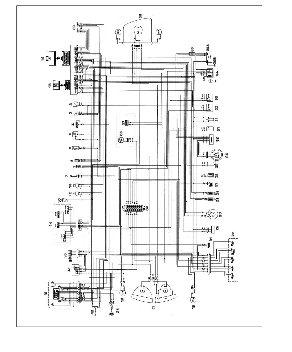 Großartig Fzr 600 Schaltplan Fotos - Die Besten Elektrischen ...